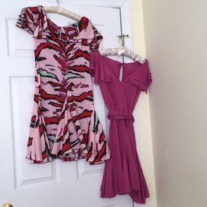 Zac Posen bundle dresses